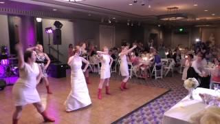 Suzanne's Wedding Flashmob - Timber thumbnail