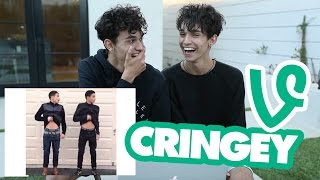 Baixar REACTING TO OUR OLD CRINGEY VINES!