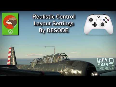 War Thunder Xbox One Control Setup Guide