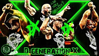 """Video 2018: D-Generation X WWE Theme Song - """"Are You Ready?"""" ᴴᴰ [OFFICIAL THEME] download MP3, 3GP, MP4, WEBM, AVI, FLV Oktober 2018"""