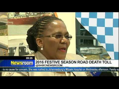 Dipuo Peters' bid to reduce road carnages