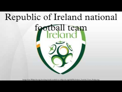 Republic of Ireland national football team