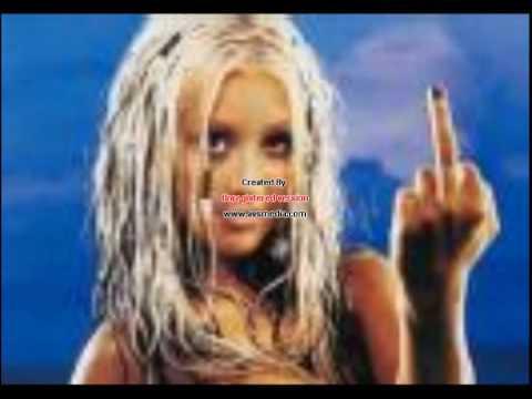 Will The Real Slim Shady Please Shut Up - Christina Aguilera