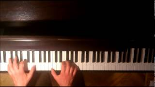 The Foggy Dew (Irish Ballad for piano) + PIANO SHEETS