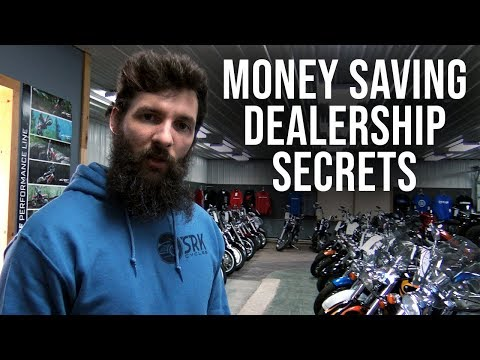 How can a new bike be cheaper than used? Weird MC buying tips