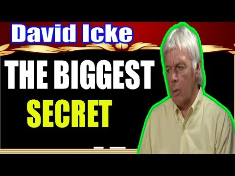 David Icke & Arizona Wilder The Biggest Secre ☯David Icke 2017