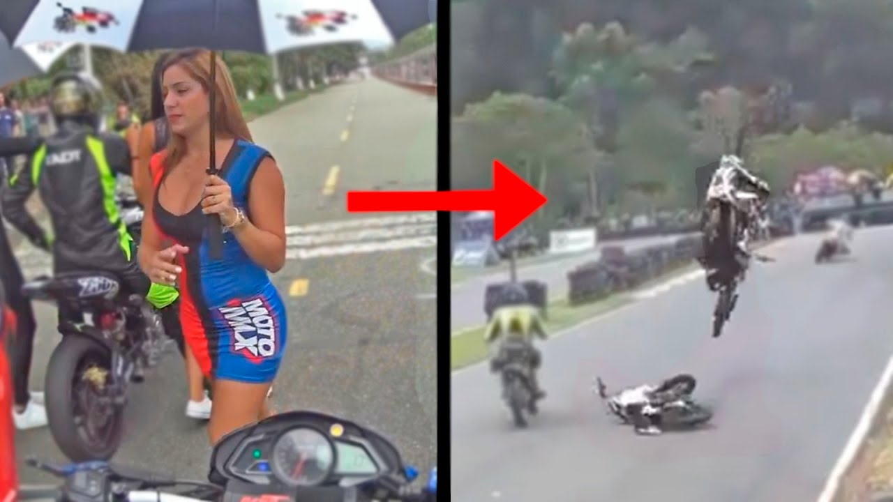 Forget MotoGP, this is BETTER! - Street Racing (legal)