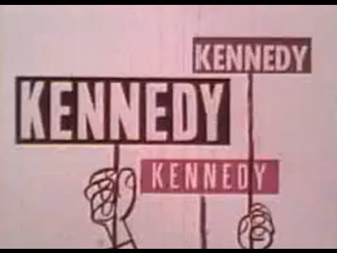 JFK FOR PRESIDENT! (1960 CAMPAIGN AD)