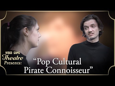 """Video Game Theatre Presents: """"POP CULTURAL PIRATE CONNOISEUR,"""" Life Is Strange (2015)"""