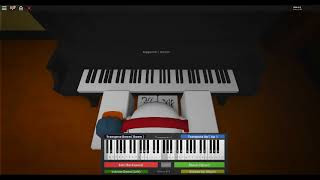 Roblox Piano We Are Number One