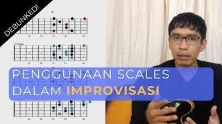 Cara Berlatih dan Menggunakan Scales: Teknik Improvisasi Gitar Jazz