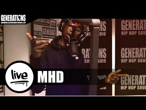 Youtube: MHD – Ngatie Abedi [Afro Trap 5] (Live des studios de Generations)