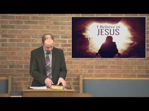 Rooted in Him (Colossians 2:6-7) - Barry Gilreath