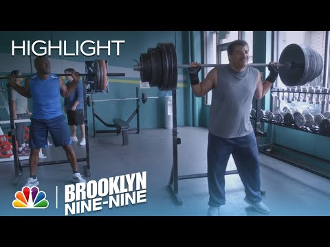 Neil DeGrasse Tyson Meets Gina | Season 3 Ep. 9 | BROOKLYN NINE-NINE