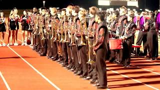 Liberty High School Trombone Headchoppers (Suicide Squad)