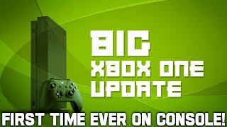 Microsoft Changes The Game On Sony With Huge Xbox One Update Before Scarlett Launches! / Видео