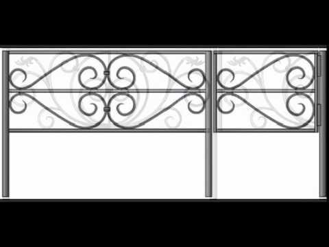 Изготовление ритуальные ограды на кладбище/могилку на заказ.