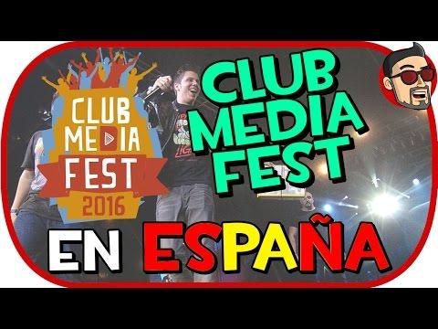 Club Media Fest en España
