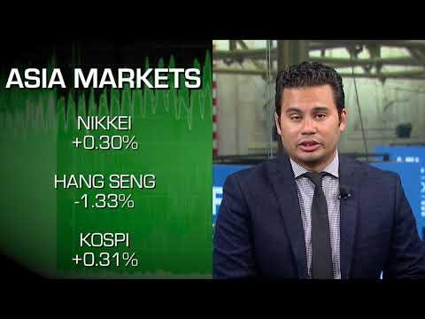 Stocks positive to start week, Asia mixed, Nasdaq in focus