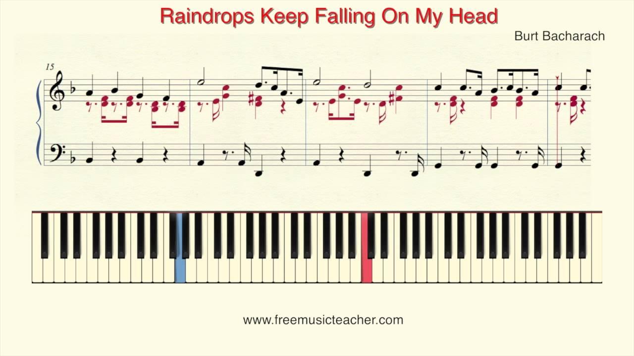 How To Play Bacharach