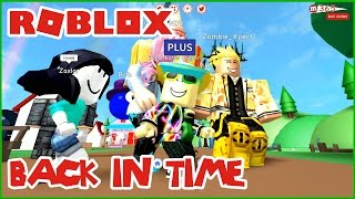 Back in Time / Baby Roleplay / Roblox MeepCity