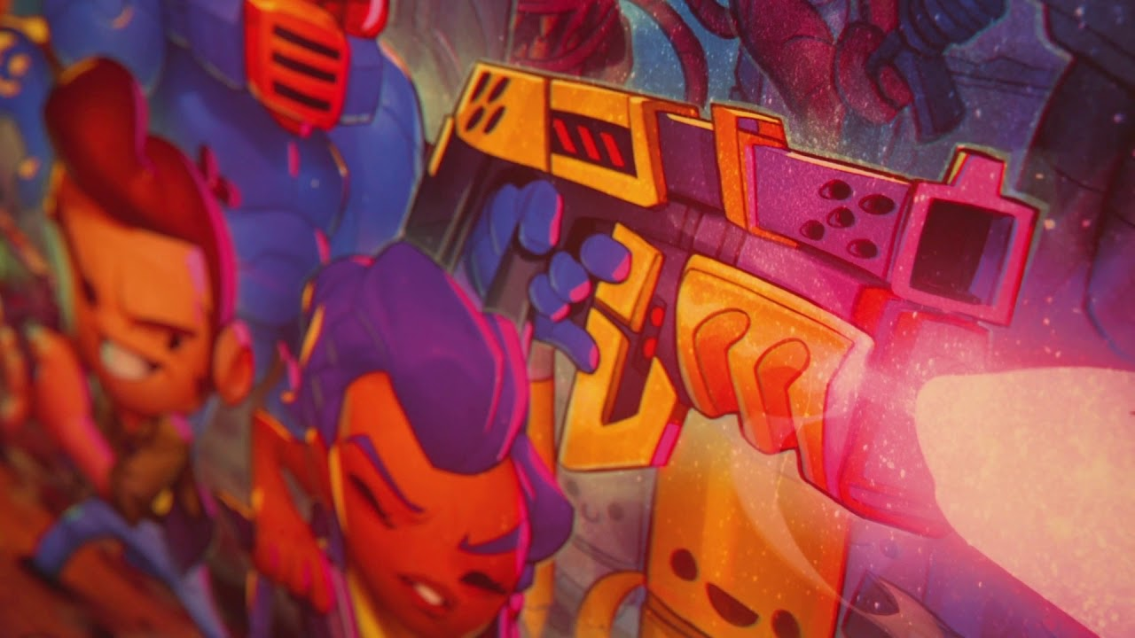 Enter the Gungeon: House of the Gundead - Arcade Game - E3 2019