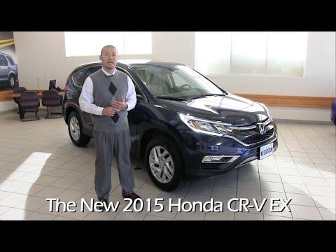 The New 2015 Honda CR-V EX Minneapolis | St Paul | White Bear Lake Woodbury | MN | Walk Around
