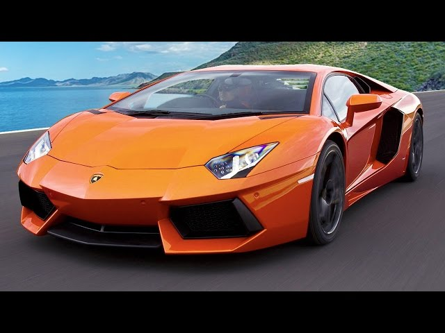 HOW TO STEAL ANY SUPERCAR!