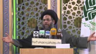 السید عادل العلوي 10 رمضان 1435 تفسیر دعاء مکارم الأخلاق