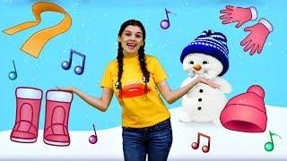 Песни про зиму для детей - Детские клипы - Сборник Мимиленд