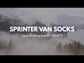 This is a Sprinter Van in Socks and Snow!