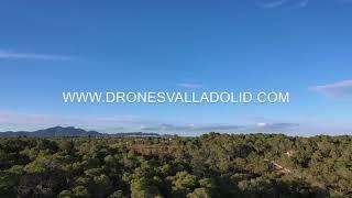 Fotografía aérea - Drones Valladolid