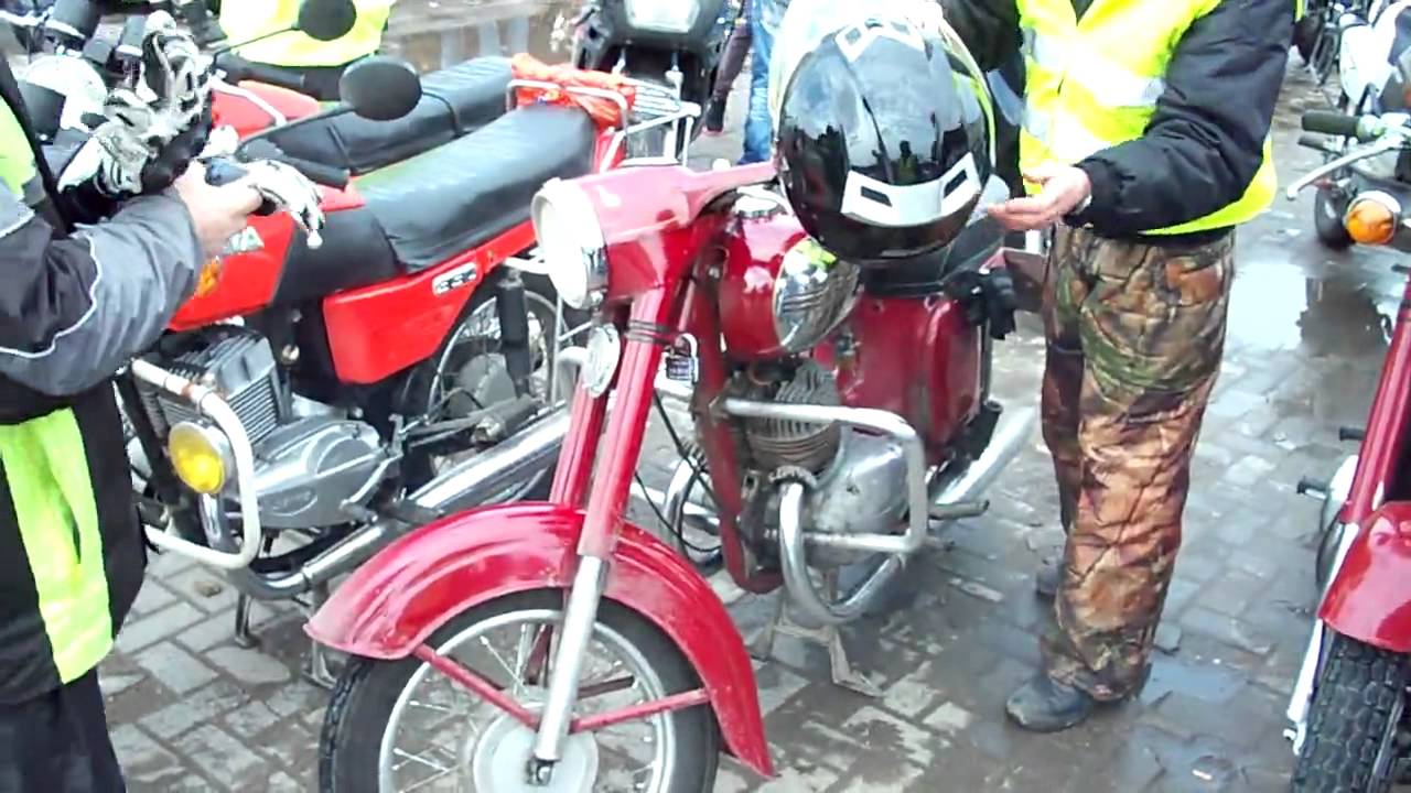 Легендарные мотоциклы