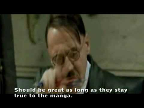 Hitler Learns of the Dragonball Live Action Movie