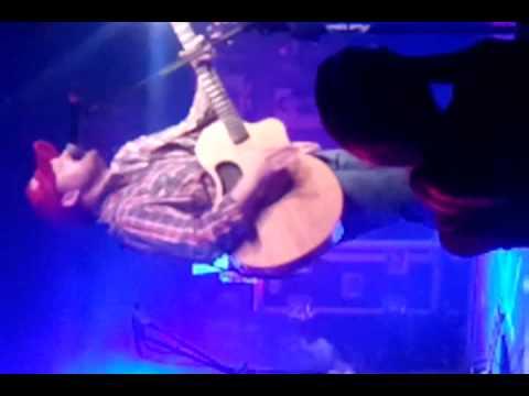 Josh Abbott Band. She Will be Free.