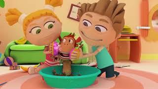 Kukuli – Eğlenceli Çizgi Filmler | Çizgi Filmler & Çocuk Şarkıları - İki Bölüm