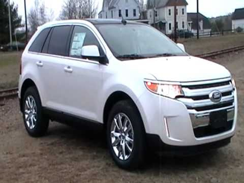 2011 ford edge limited awd leather roof of glass 38986. Black Bedroom Furniture Sets. Home Design Ideas