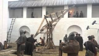 Съемки художественного фильма в Свято-Пафнутьевом монастыре