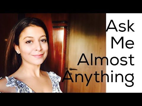 Ask Me Almost Anything
