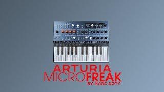 01-The Arturia MicroFreak- Oscillator types A: Basic Waves