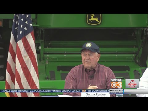 From the Farm: U.S. Agriculture Secretary Sonny Perdue