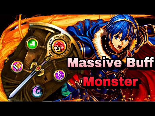 Shine Falchion Fire Emblem Heroes Legendary Marth Build Youtube