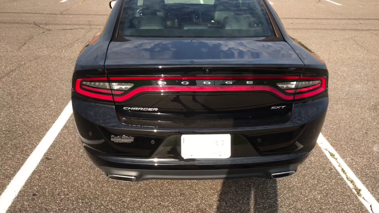 2017 Dodge Charger Sxt Plus Review