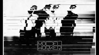 Model Worker - Red To Grey