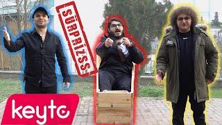 24 SAATTE KENDİNE MÜZİSYEN'İ ROCKÇI YAPTIK! w/ Mesut Can Tomay