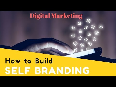 How To Build An Awesome Personal Brand Through Digital Marketing | Self-Branding Tips | BITM, BASIS