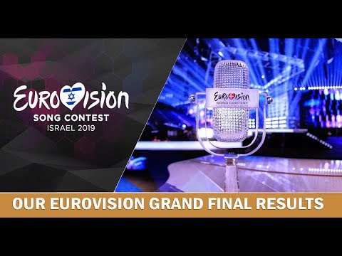 OUR EUROVISION: GRAND FINAL RESULTS! WHO'S THE BIG WINNER?