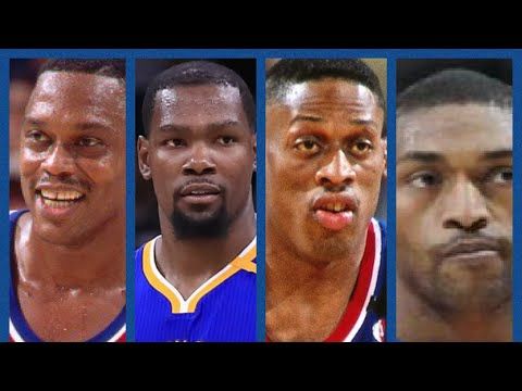 Top 10 Most Hated NBA Players of All-Time