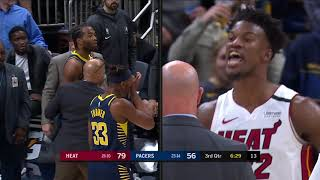 Indiana Pacers vs Miami Heat | January 8, 2020