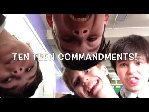 Ten Teen Commandments (2015)